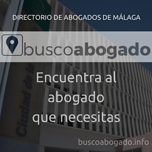Busco Abogado en Málaga
