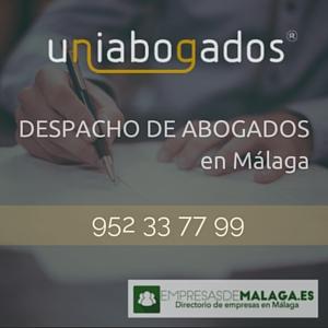 Uniabogados Abogados en Málaga